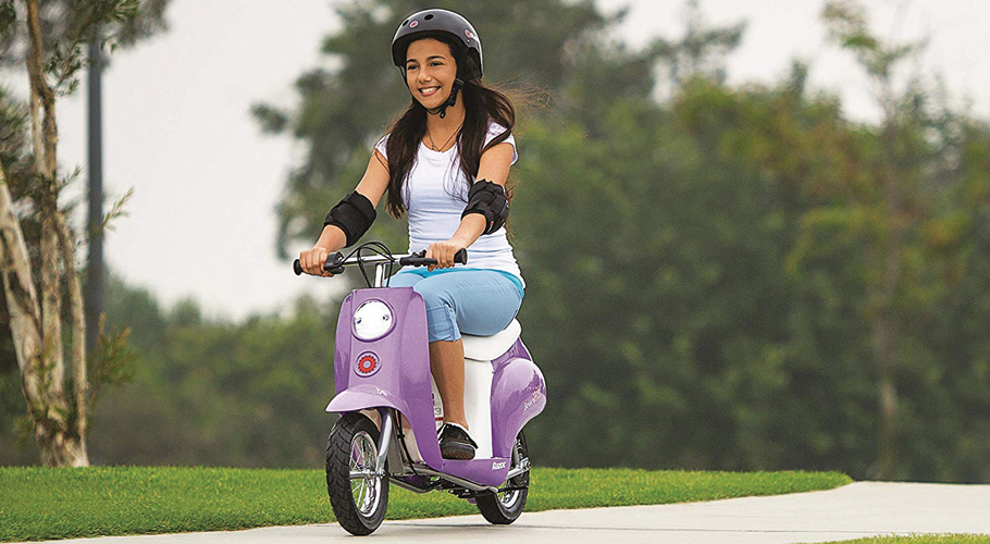 Low Power Electric Scooters