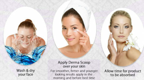Derma Scoop and Black Diamond